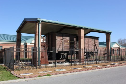 The Children's Holocaust Memorial, Whitwell TN