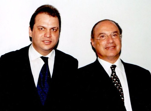 Ricardo Barros e Paulo Maluf