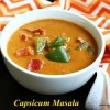 Capsicum masala