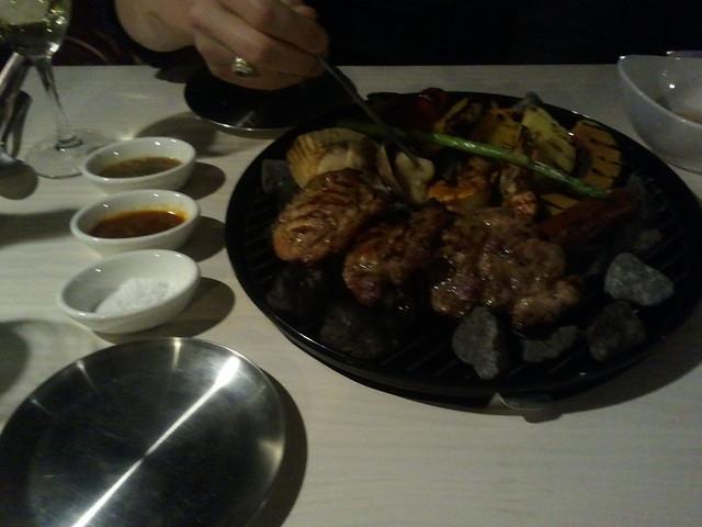 seoul / glamping restaurant
