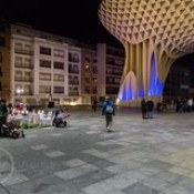 Seville Jan 2016 (12) 454 - Around and about the Metropol Parasol in Plaza de la Encarnacion