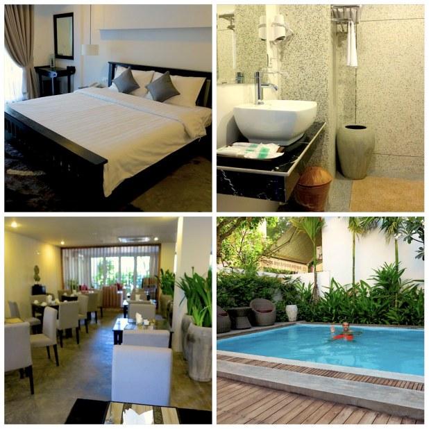 Hollywood Hoteles en Siem Reap