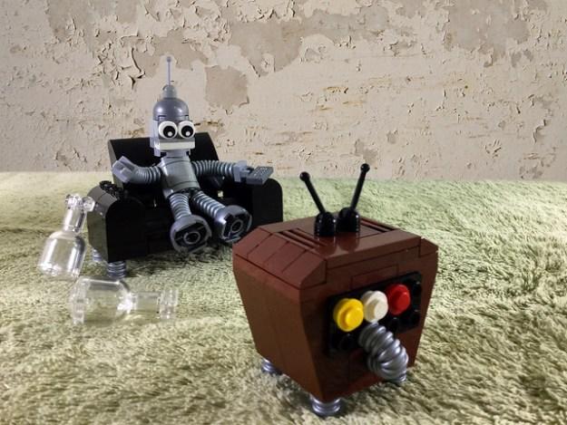 A Saturday Bender