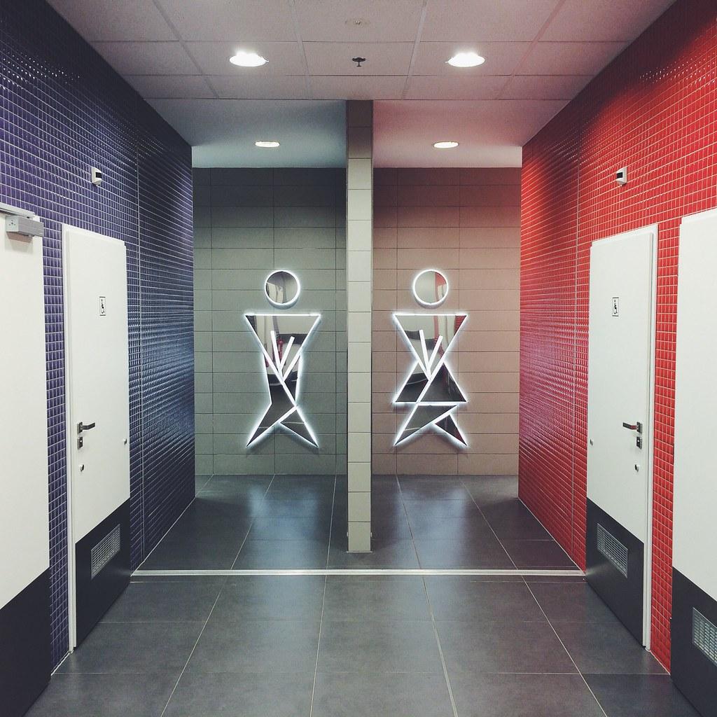 Bathrooms (11/25/14)