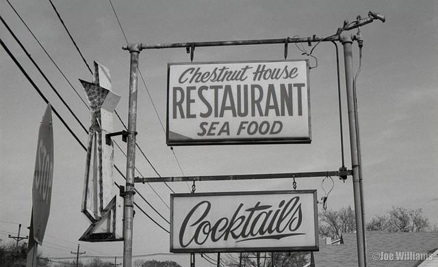 Chestnut House Restaurant - Sea Food - Cocktails