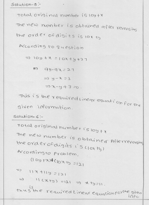 RD Sharma Class 9 Solutions Chapter 13 Linear Equations in Two Variables 32