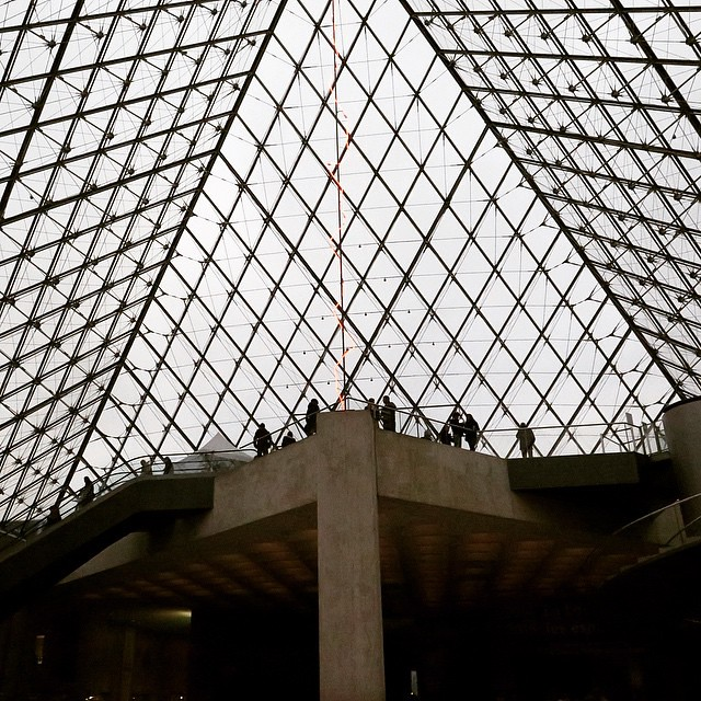 Paris Day Two: Louvre.