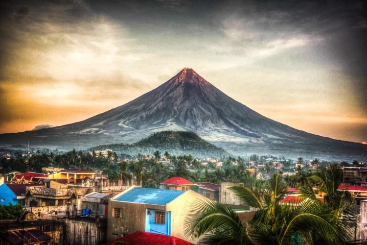 Good Morning, Mayon