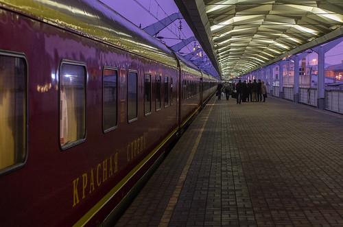 trains moscou saint-pétersbourg