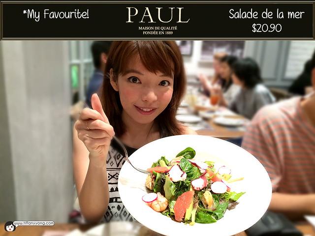 PAUL salade de la mer 3