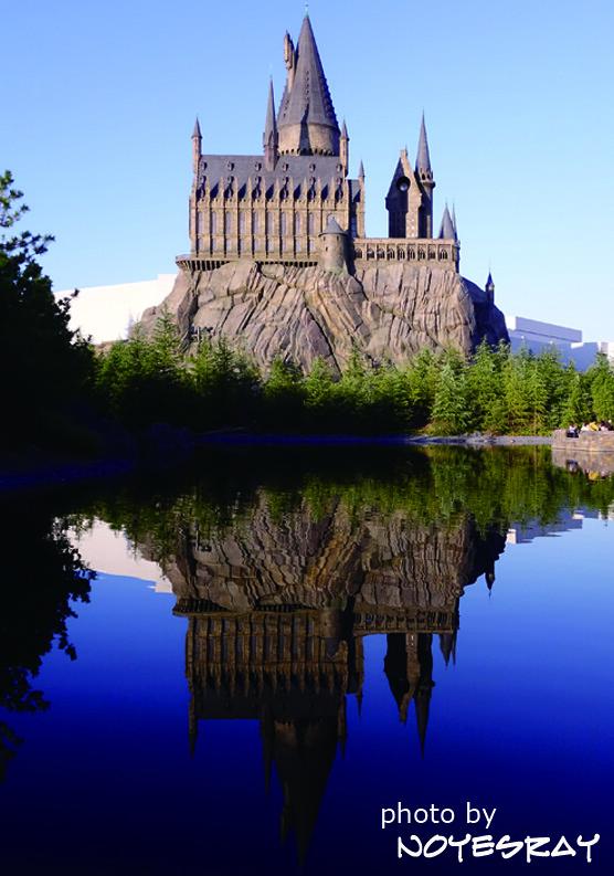 環球影城 哈利波特 霍格華茲城堡 10