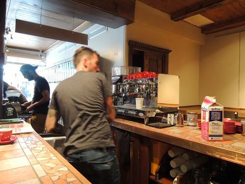 Brulere cafe