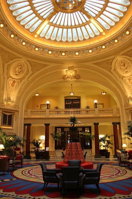 Battle House Renaissance Hotel, Mobile AL