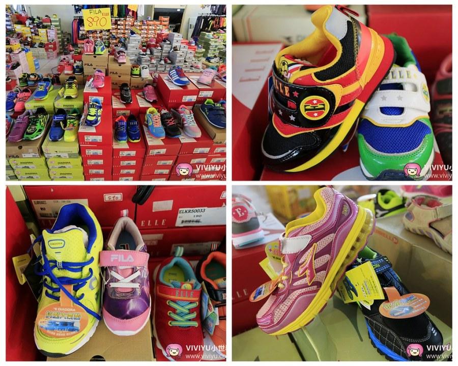 凱柏龍,嘉益特賣會,暢貨中心,牛仔褲,特賣會,箱子牛仔褲,運動鞋 @VIVIYU小世界