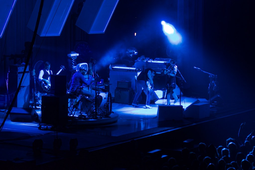 Jack White at the O2
