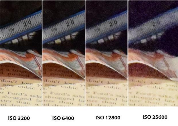 Nikon D5300 camara reflex ISO