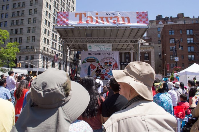 Taiwan Festival in Union Square New York