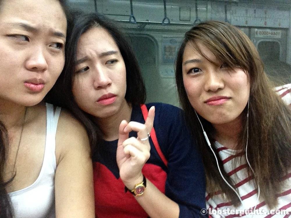 28 Sep 2014: Post-dinner and good night Busan! | Busan, South Korea