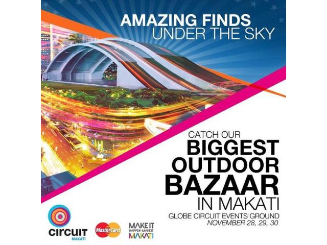 Biggest Outdoor Bazaar
