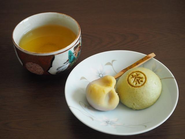 練り切り Nerikiri & 饅頭 Manju (Japanese Sweets)
