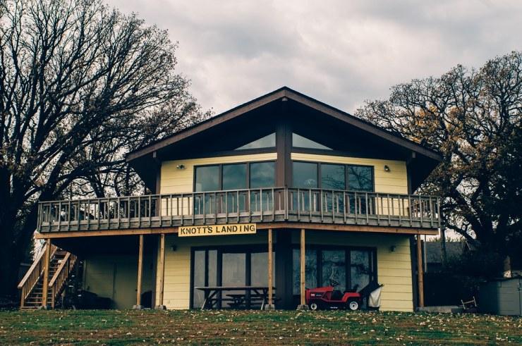 The Beaver Lake House