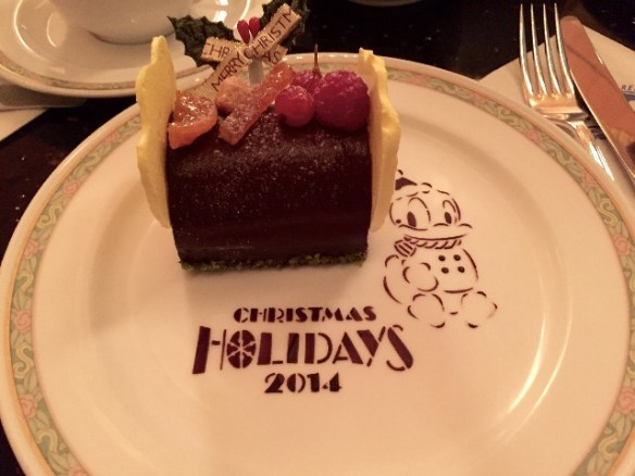 ケーキセットですよ!