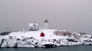 Nubble Light, York Maine