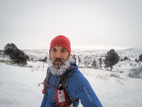 Epic ice beard