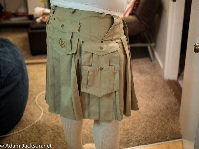 My Utilikilt Workman