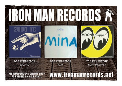 Iron Man Records - TC Lethbridge A5