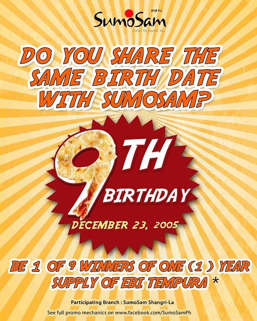 9th birthday updated