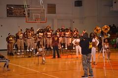 020 Melrose High School Band