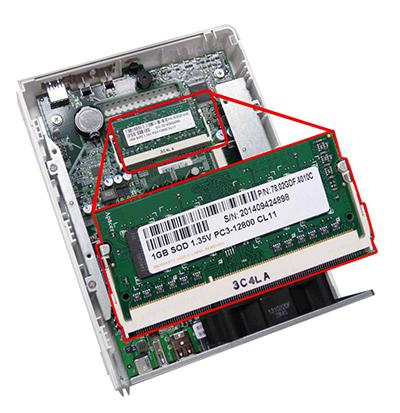 TS-251 RAM Installation