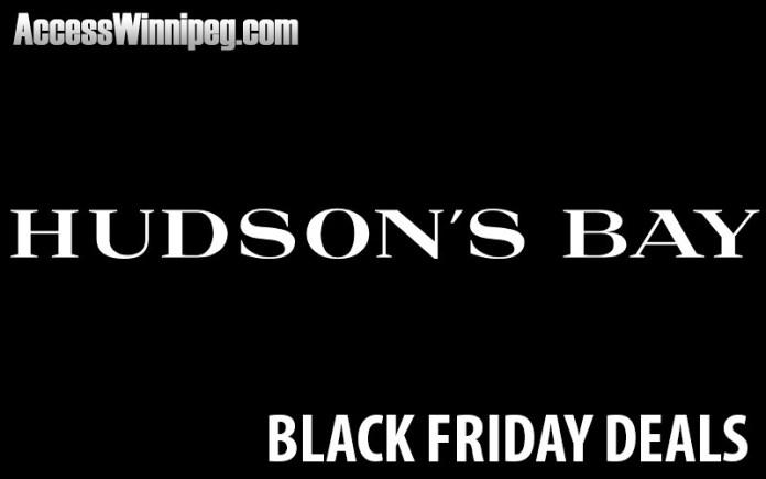 Hudson's Bay Black Friday Deals 2017