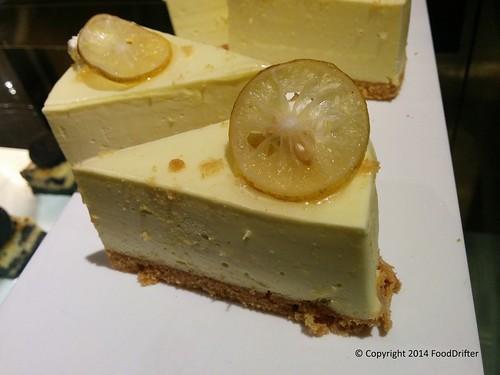 Lemon Set Cheesecake