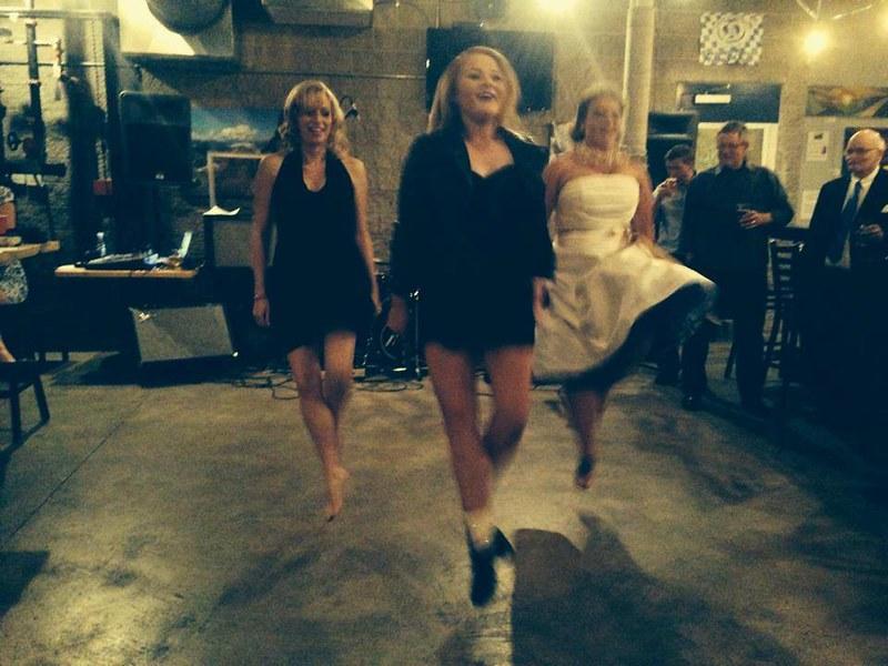 Denver beer-themed wedding from @offbeatbride