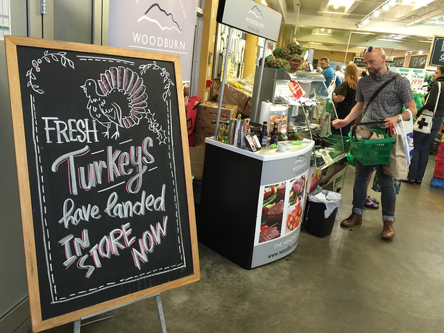 Fresh Turkey have landed in store now