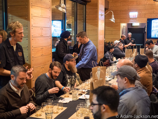 Black Friday Bourbon County Stout Tasting @ Goose Island Clybourn