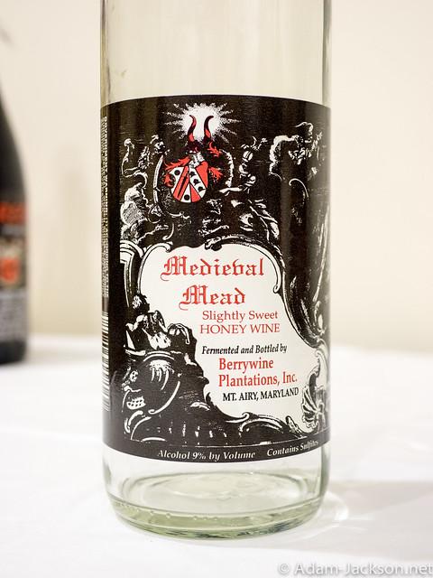 Berrywine Medieval Mead