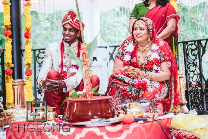 Sue & Sunny's Wedding | Atlanta Guyanese Hindu Indian Wedding