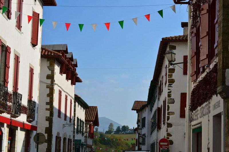Festive streets