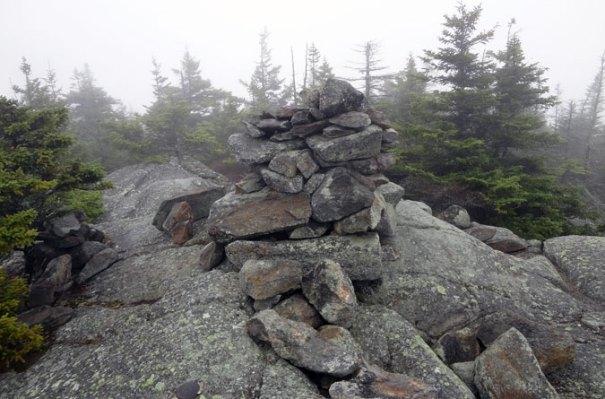 Puzzle Mountain Summit
