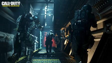 COD IW_E3_Ship Assault Corridor_WM
