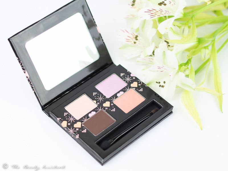 the body shop dolly pastels palette