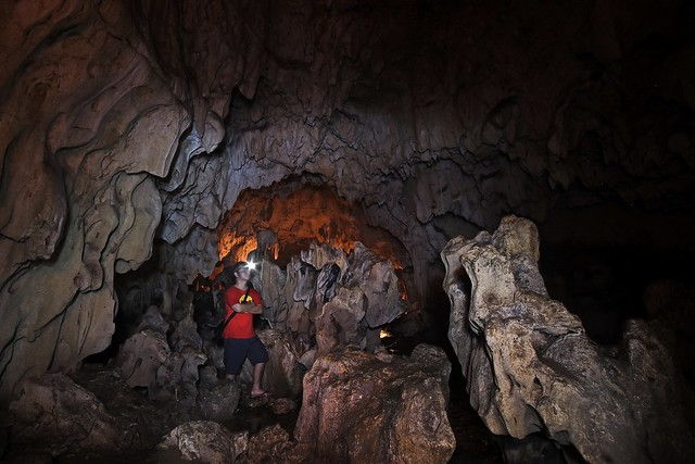 Aglipay Caves - Cave 8