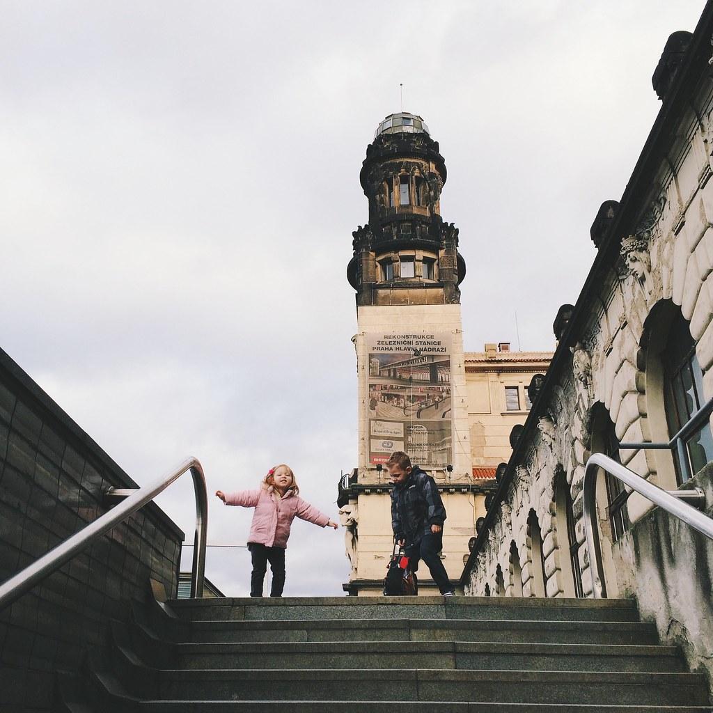 Travel to Prague (12/23/14)