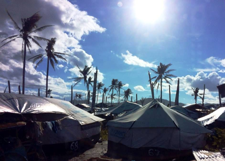 Tent City Tacloban