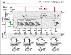ABS Cycling and Wiring Diagram Help • MyE28