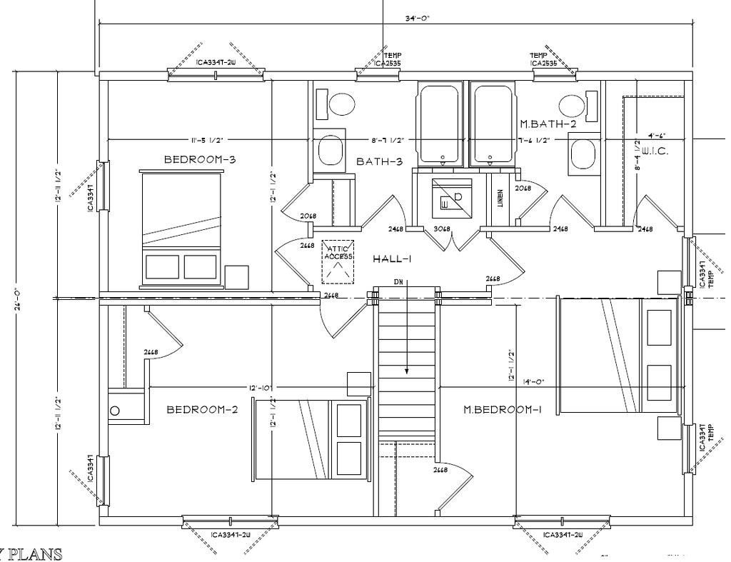 2nd Floor Mini Split Location