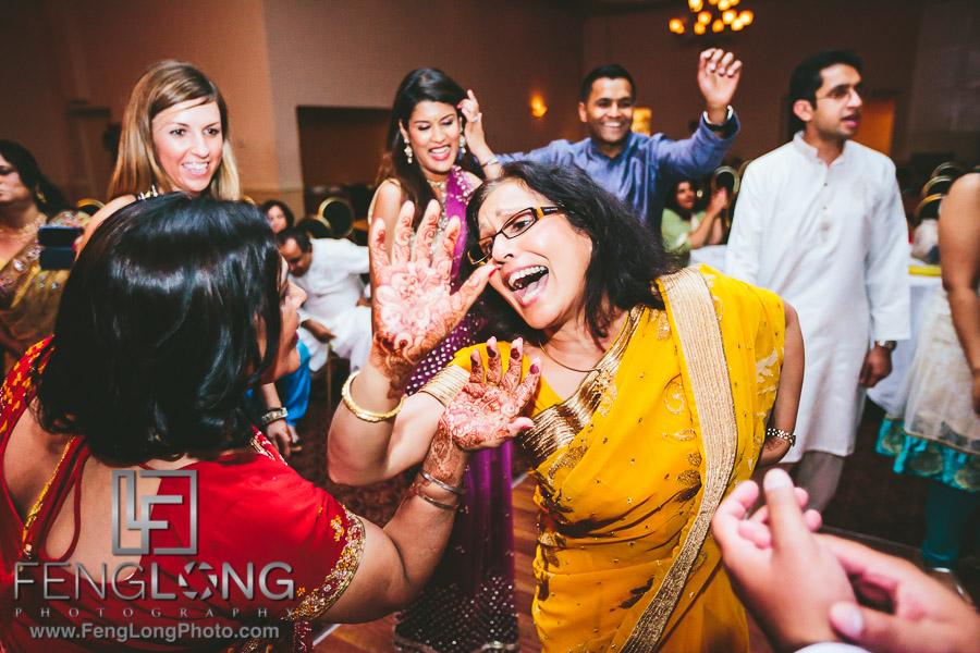 Atlanta Ismaili Muslim Wedding at Occasions Banquet Hall
